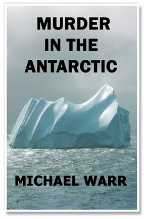 Murder in the Antarctic bookcover